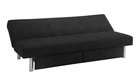 space saving futon dhp sola convertible sofa futon w space saving storage