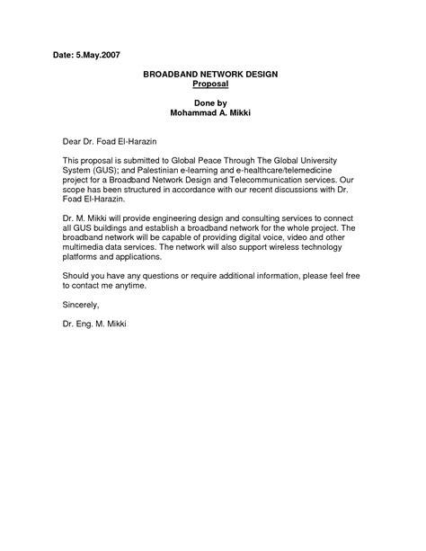 network design proposal luxury sample resume graphy proposal