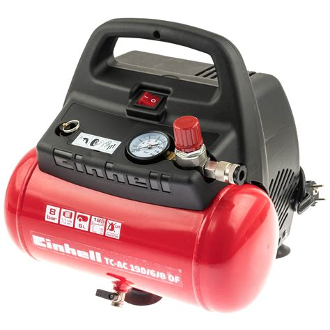 einhell air compressor mobil oil  electric compact