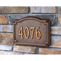 williamsburg address plaque address plaques and house