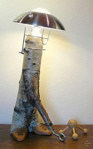 ausgefallene leuchten upcycling le selbst gemacht leuchte handmade aus