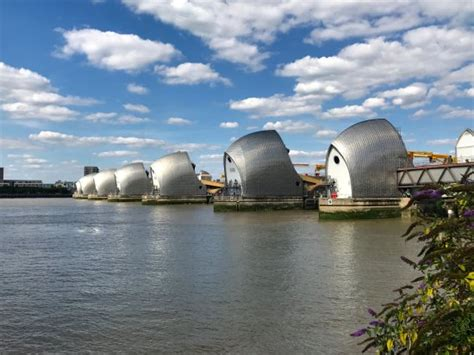 thames barrier future plans thames barrier on a sunny day picture of the thames