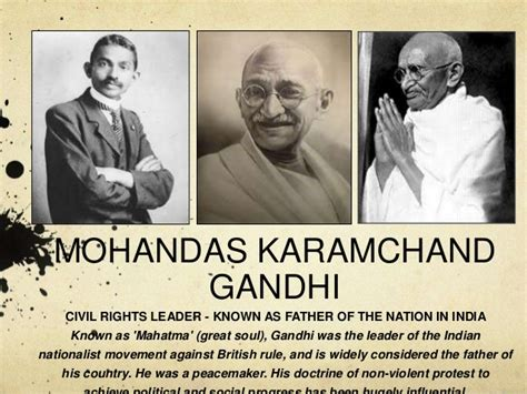 biography of mahatma gandhi for class 1 gandhi powerpoint grades 2 4