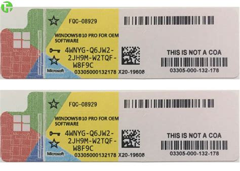 1 Pack Stiker Sticker Label Pengiriman Olshop Murah Lb027 update windows coa license sticker windows 8 1 pro pack 32