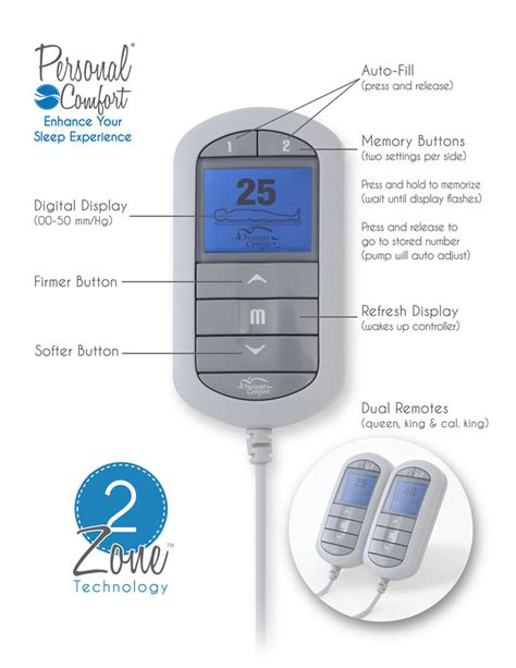 comfort geni personal instant comfort controllers how to use zone