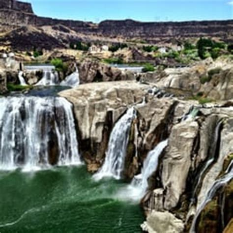 shoshone falls park parks twin falls, id reviews