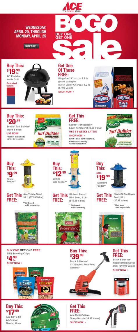 ace hardware online ace hardware coupons 50 off a single item under 30
