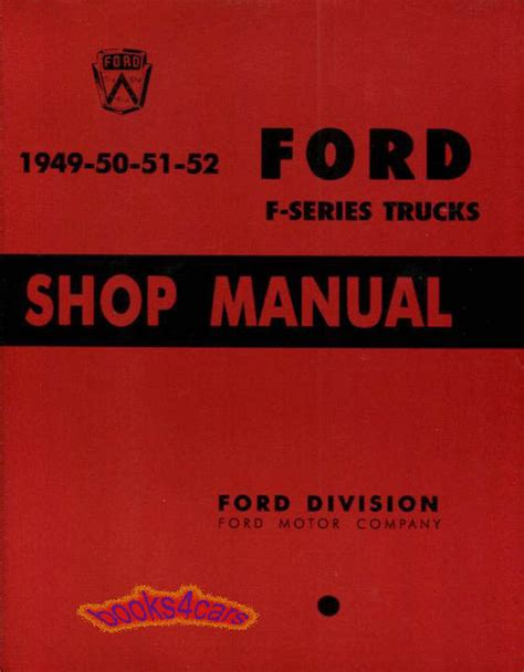 automotive repair manual 2006 ford f series electronic valve timing shop manual service repair ford truck book pickup f series workshop guide ebay