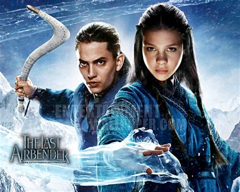 film fantasy magia the last airbender 2010 upcoming movies wallpaper