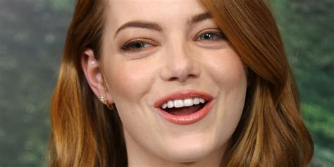 Emma Stone Facebook | 10 times emma stone proved she was just like us huffpost