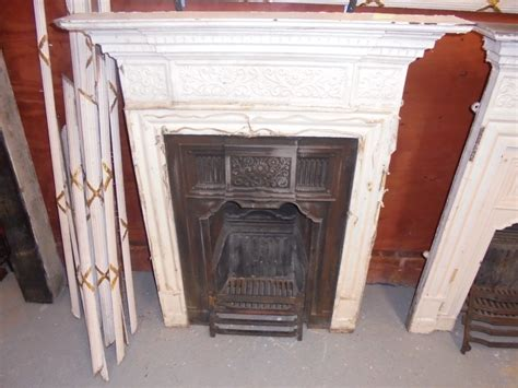 Cast Iron Fireplace Paint by A Painted Cast Iron Place Authentic Reclamation