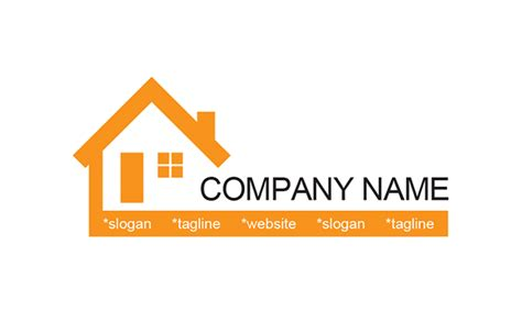 home and design logo free real estate logo templates 187 igraphic logo