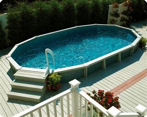 swimming pool decks 10 awesome above ground pool deck designs spp inground