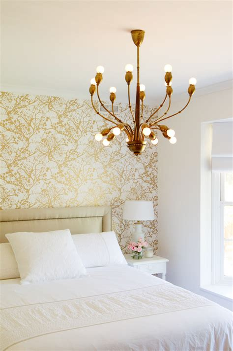 wallpaper accent wall bedroom a wallpaper accent wall b a s blog