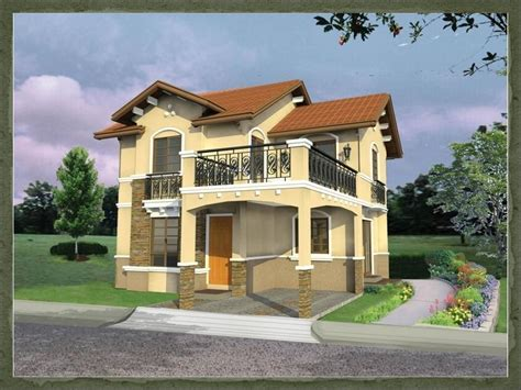 house design photo gallery philippines spanish dream home designs of lb lapuz architects
