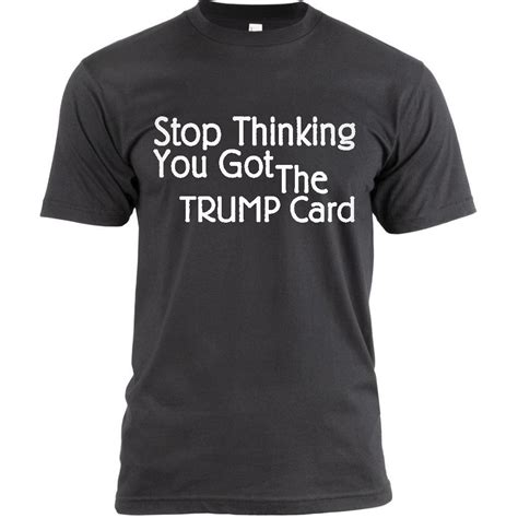 T Shirt You Got This Black stop thinking you got the card black empowerment t