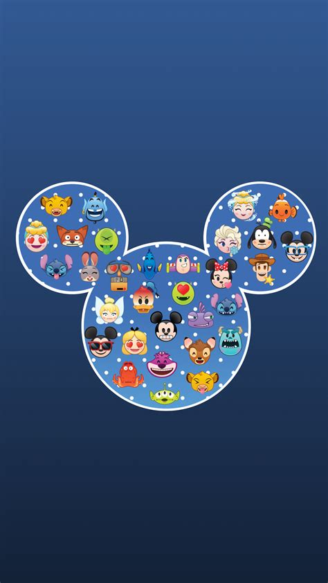 disney emoji wallpaper disney emoji blitz phone wallpaper designs by lmp