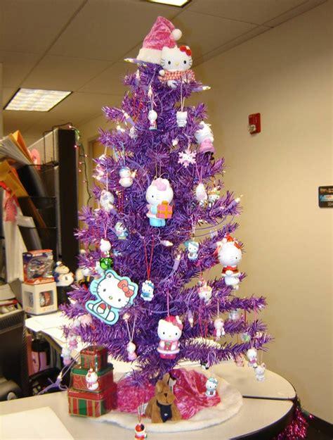 hello kitty christmas tree christmas tree s pinterest