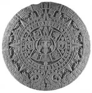 Calendario Tolteca Calendario Azteca El Tonalpohualli
