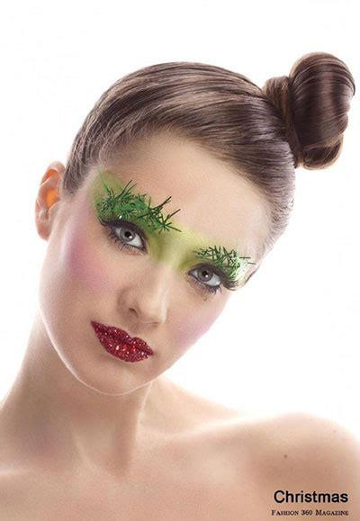 christmas eve fantasy makeup  styles ideas