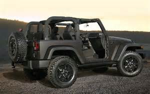 Edition Jeep 2014 Jeep Wrangler Willys Special Edition Jeepfan