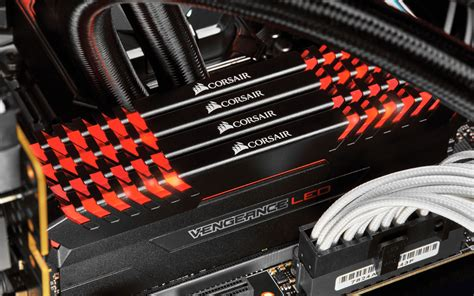 ddr4 ram with led lights vengeance led ddr4 light it up