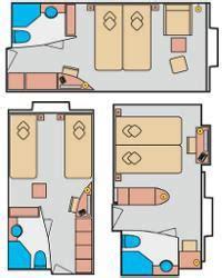 meerblickkabine ma aida kreuzfahrten pr 228 sentiert ferientraumreisen