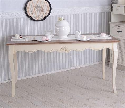 vintage esszimmertisch vintage esstisch landhaus tisch holztisch rustikal