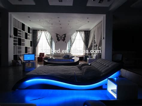 led bed original creator modern bedroom furnishings a044 1