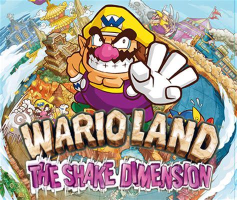 wario land: the shake dimension | wii | giochi | nintendo