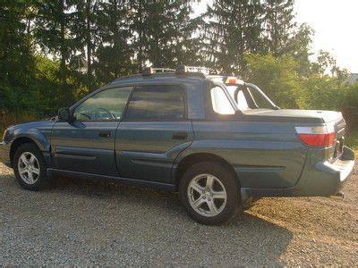 2005 Subaru Outback Mpg Buy Used 2005 Subaru Baja Outback Great Mpg Hp 1
