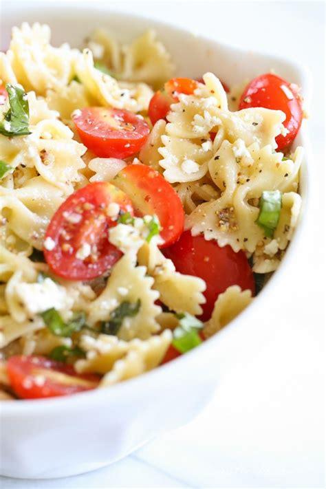 easy pasta salads best 25 light pasta salads ideas on pinterest recipes