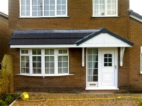How To Install A Bow Window door canopies advanced windows