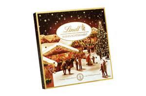 mini tisch lindt spr 252 ngli weihnachtsmarkt mini tisch kalender