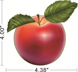 apple fruit kids children wall decal sticker 0107 ebay trailing apple tree wall decal