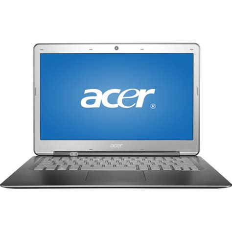 Laptop Acer Aspire S3 Ultrabook I3 2367m acer s3 391 6046 13 3 quot ultrabook with intel i3 2367m 4gb 320gb 20gb ssd win 8 from