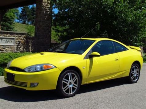 how do cars engines work 2001 mercury cougar electronic toll collection find used 2001 mercury cougar v6 sport zn package 5 speed only 47 000 mi excellent cond in