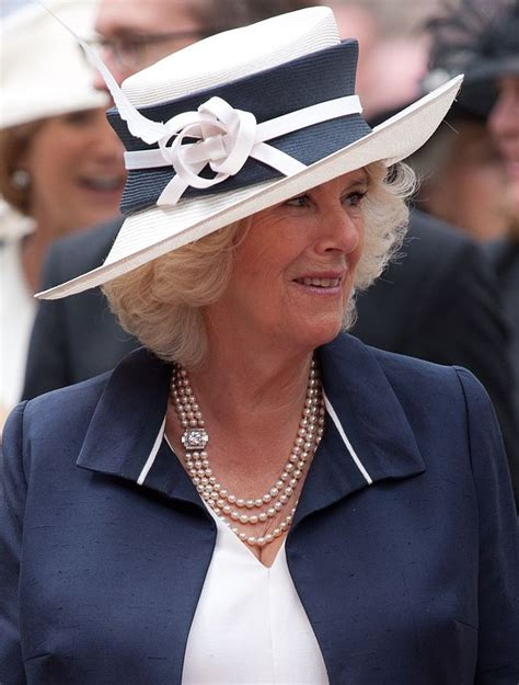 Diana Burial by Camilla The Duchess Of Cornwall Unofficial Royalty