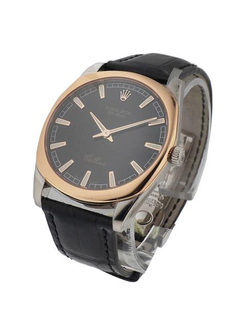 Rolex Cellini Matic 4 4243 9bicbks rolex cellini danaos mens xl essential watches