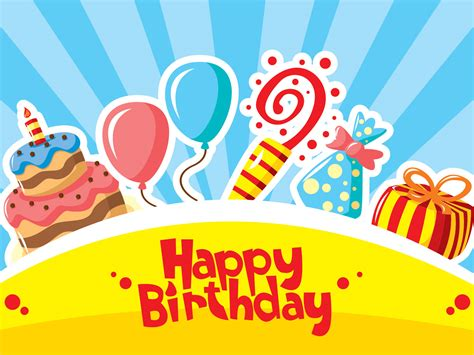 Happy Birthday Cake Powerpoint Templates Food Drink Holidays Free Ppt Backgrounds And Happy Birthday Powerpoint Template