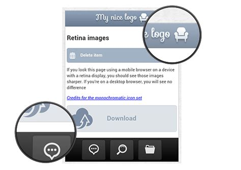 mobile web css the mobile web css image replacement for retina display