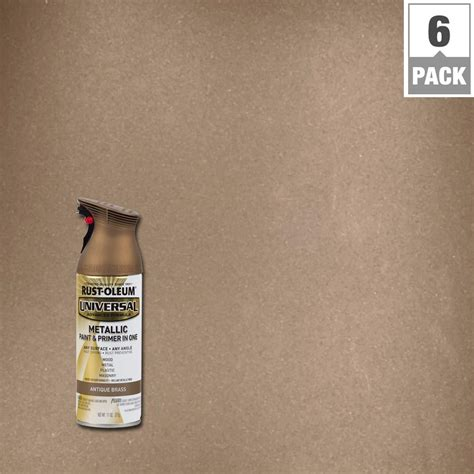 home depot paint jumpsuit rust oleum universal 11 oz all surface metallic antique