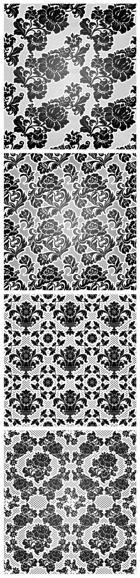 Set Prilly White the gallery for gt lace background tile