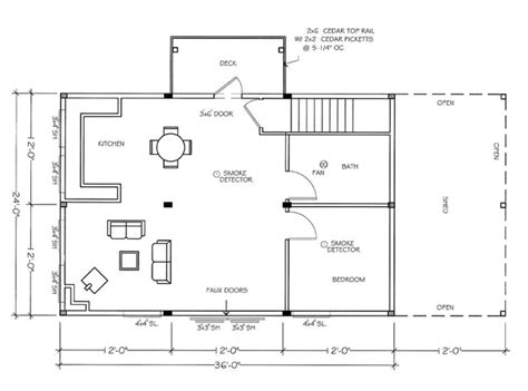 make floor plan free deentight