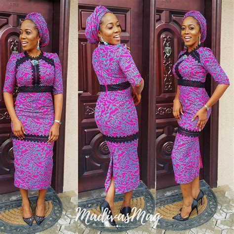 aso ebi styles the best aso ebi styles from this past weekend