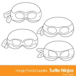 turtle mask template turtle printable coloring masks turtle mask turtles ninjas