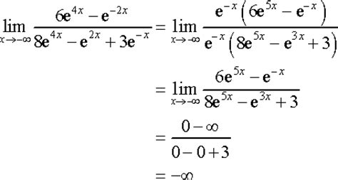How To Solve Limits To Infinity Collections Of Limit Math Problems Easy Diy