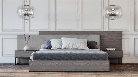 modern piles 1 3 bedroom set modern bedroom furniture nova domus enzo italian modern grey oak fabric bed w