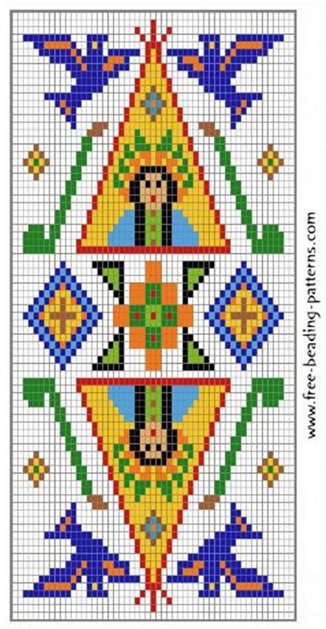 native american bead patterns free   Native American Beading Patterns Free