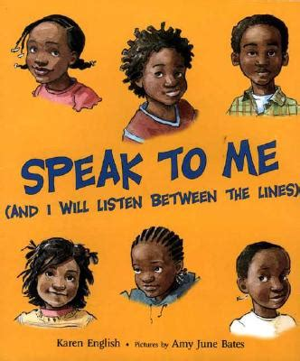 Between The Lines Hardcover speak to me and i will listen between the lines